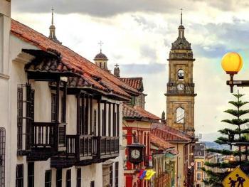 Bogota, Cartagena de Indias y San Andres