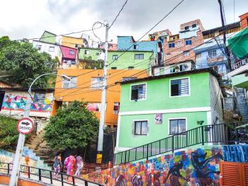 Colombia Moderna y Colonial